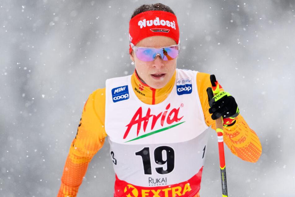 Katharina Hennig überzeugte zuletzt mit starken Leistungen.