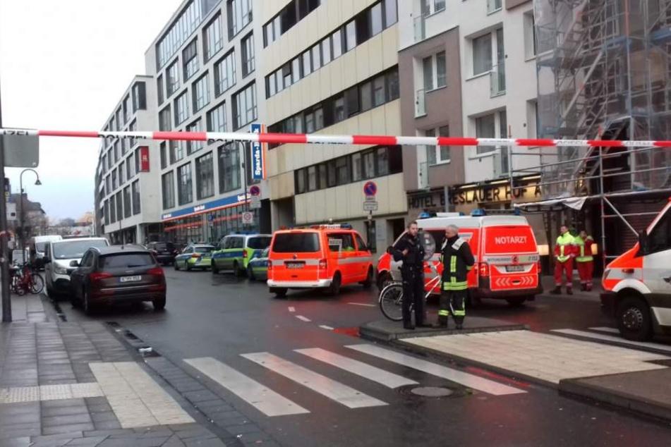 Am 4. Januar gab es eine Schießerei unter Rockern in Köln.