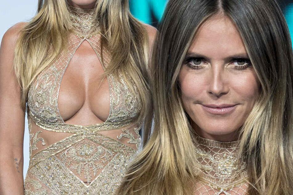Heidi Klums (43) Auftritt bei den MTV Video Music Awards blieb vielen  Zuschauern im Gedächtnis.