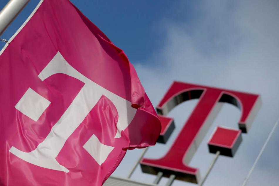 Die Gewerkschaft ver.di ruft rund 1500 Telekom-Mitarbeiteer zur Demonstration in Leipzig auf. (Symbolbild)