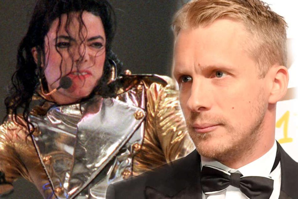 """Oliver Pocher so ernst wie nie: Michael Jackson """"abstoßend"""""""