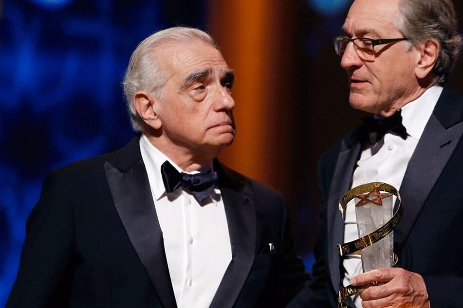 Martin Scorsese und Robert De Niro: Plant das Hollywood-Duo einen Indianer-Film?