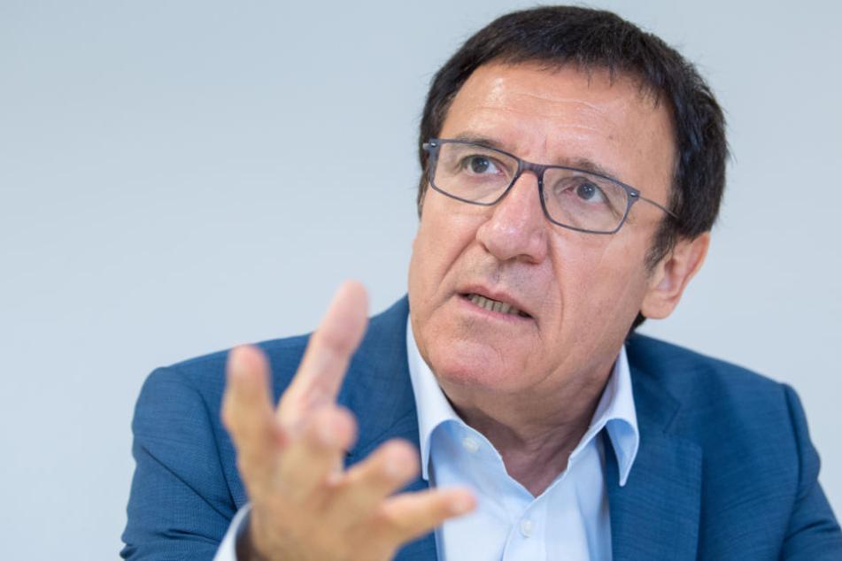Will das derzeitige Wahlrecht nicht ersetzen: Wolfgang Reinhart.