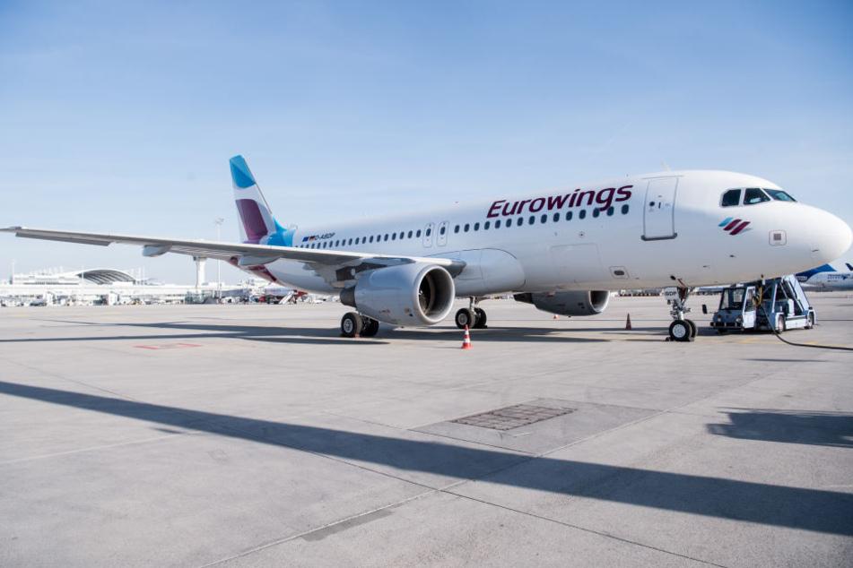 Aus dem Takt: Eurowings und Laudamotion zu oft verspätet