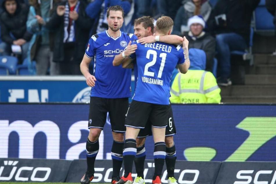 Die Mannschaft trifft am 2. Februar auf den HSV.