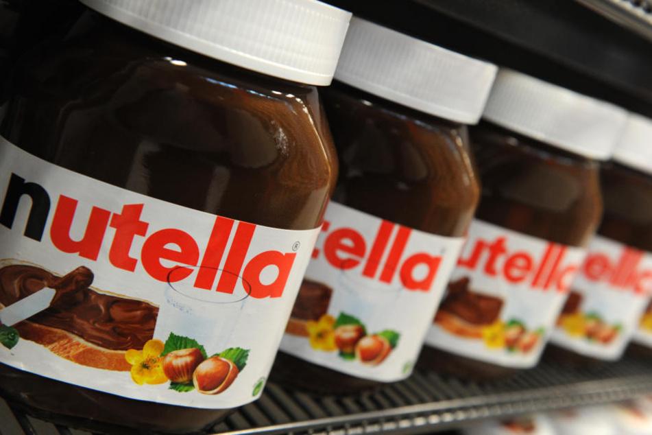 Ferrero ist aktuell ohne große Konkurrenz und weltweiter Marktführer, was den Verkauf von Schoko-Cremes angeht. (Symbolbild)