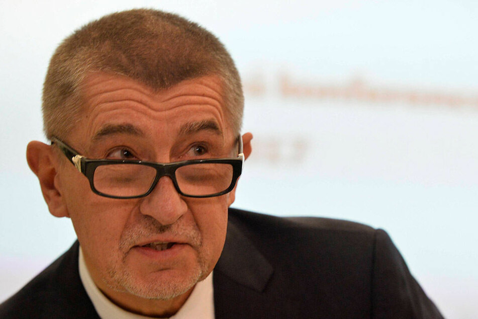 Finanzminister Andrej Babis (57) begrüßt die Aufhebung der künstlichen Schwächung der tschechischen Krone.