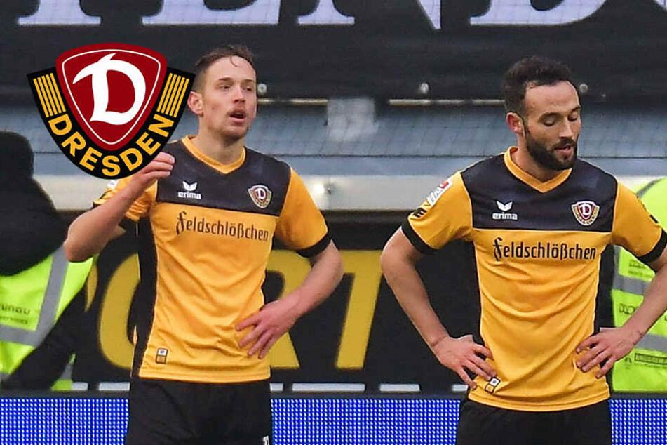 Serie gerissen! Dynamo verliert in Duisburg und bekommt klaren Elfmeter nicht