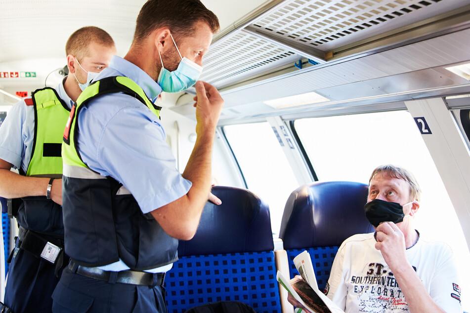 Bundespolizei jagt Masken-Verweigerer jetzt auch in Dresdner S-Bahnen