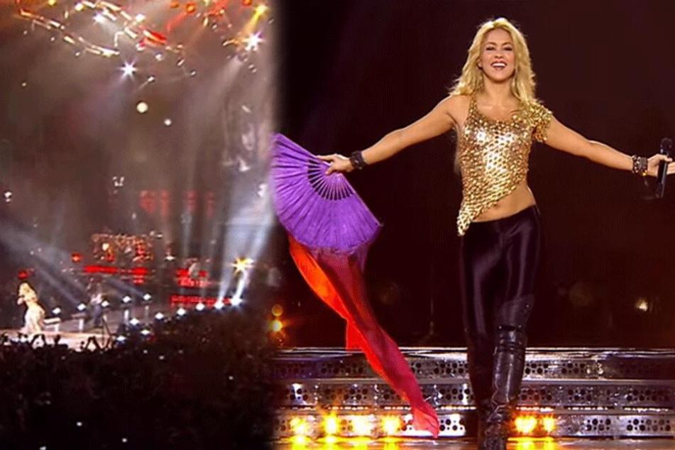 Nicht nur auf der Bühne, auch auf der Kino-Leinwand wird Shakira demnächst zu sehen sein.