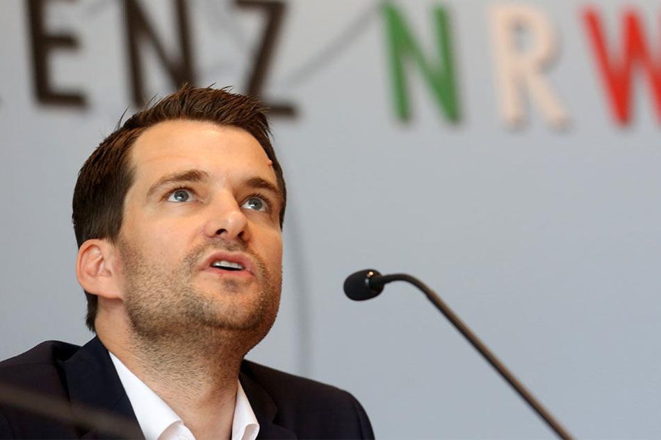 Johannes Vogel, Generalsekretär der NRW-FDP, sieht im Wahlergebnis einen Vertrauensbeweis.