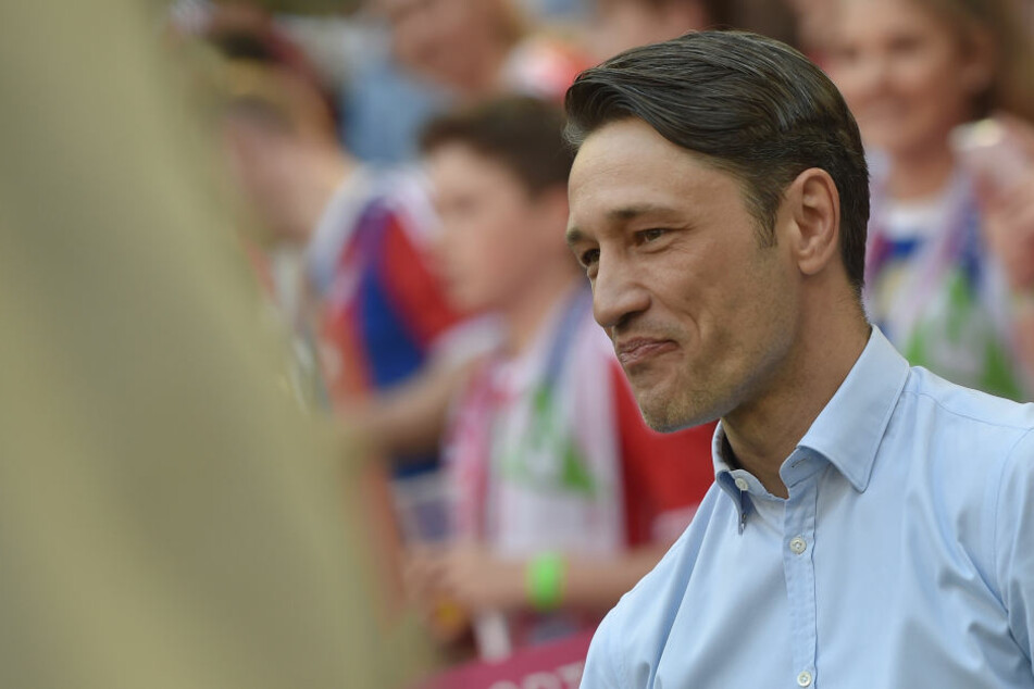 Bevor es auf die Bank des FC Bayern München geht, möchte Niko Kovac die Eintracht noch nach Europa führen.