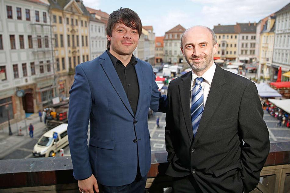 Dresden: Pass-Posse! Ami-Bürgermeister darf sein Amt nicht antreten