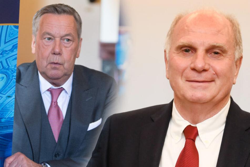Eklat um SemperOpernball: Jetzt sagt auch Uli Hoeneß ab!