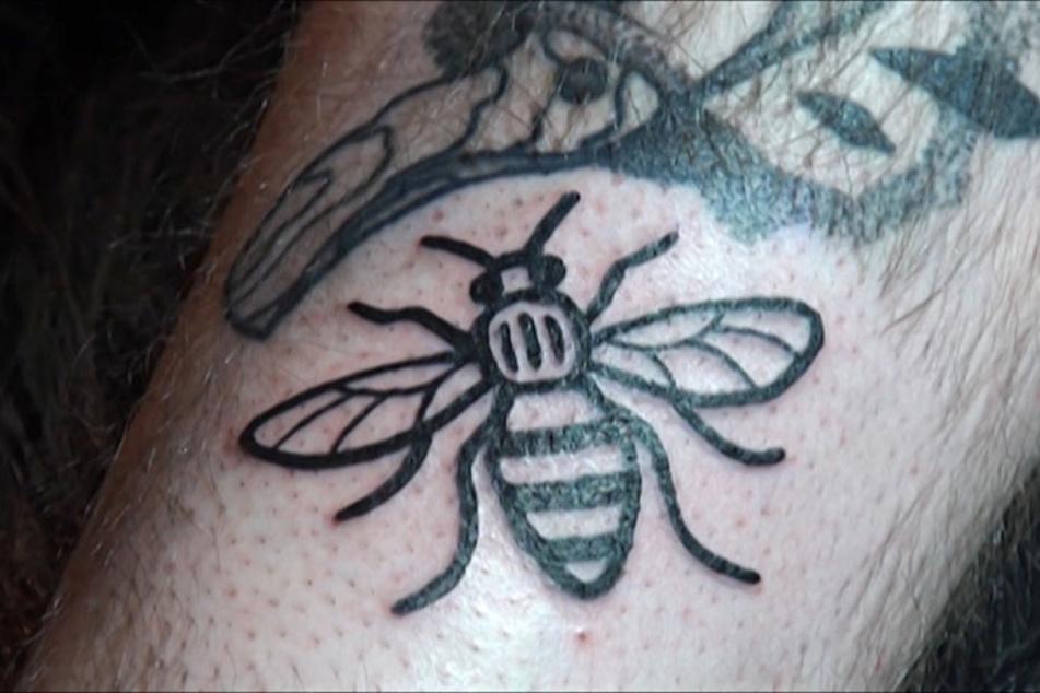 Viele Briten lassen sich aktuell diese oder eine ähnliche Biene stechen.