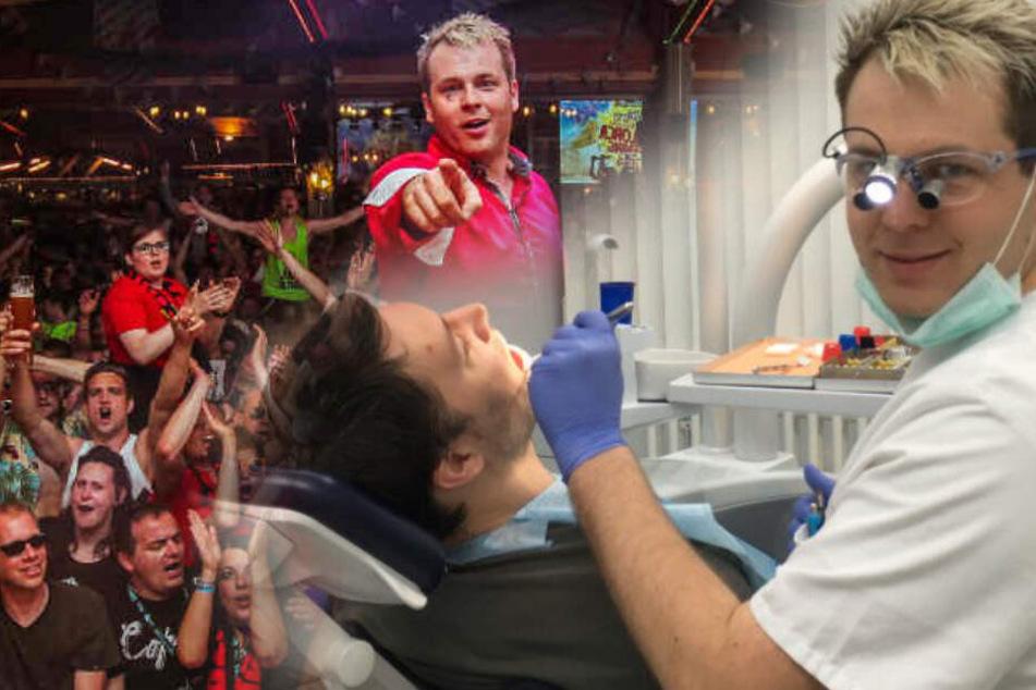 Ballermann-Star und Zahnarzt trällert seine Schlager nun beim Supertalent
