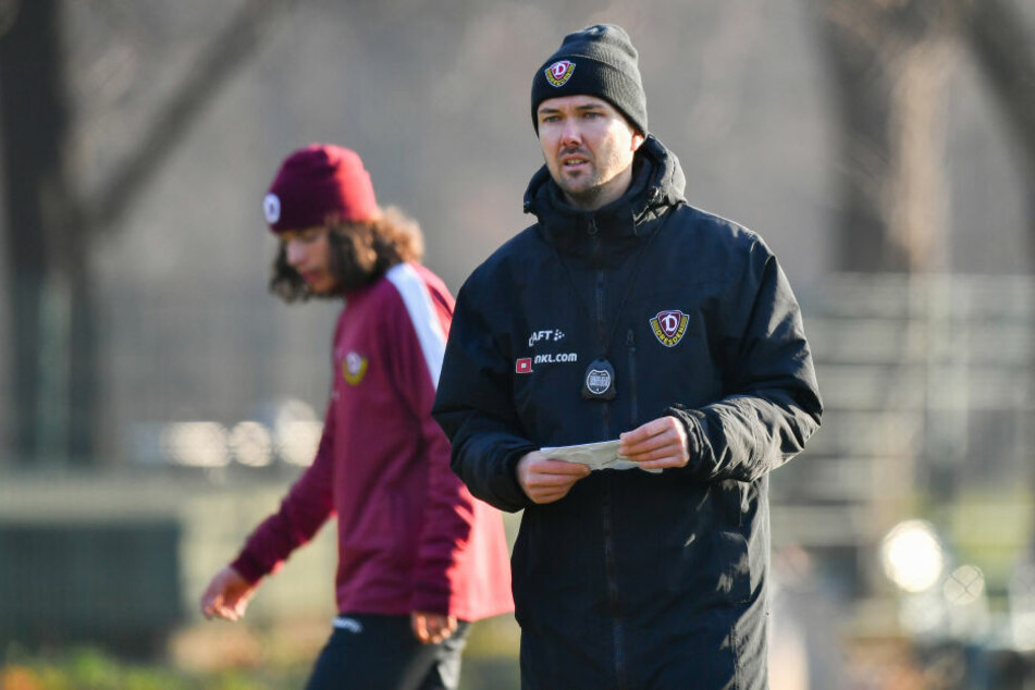 Willi Weiße ist offiziell zweiter Co-Trainer.