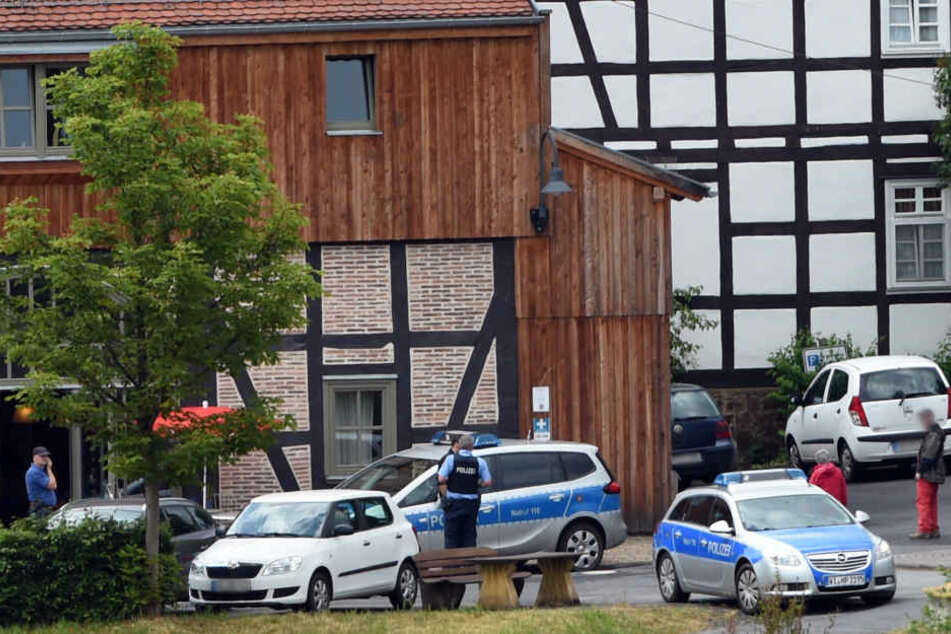 """Würth lebt im """"Hofgut Sassen"""", einer Einrichtung für Behinderte."""