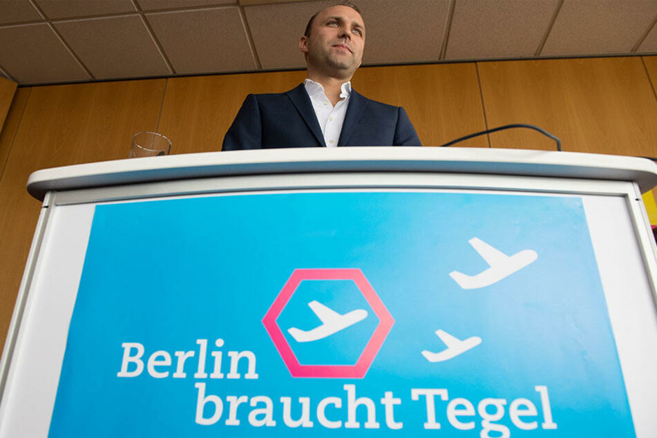 Berliner Abgeordnetenhaus liefert sich Schlagabtausch zu Flughafen Tegel
