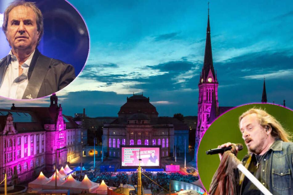 Chemnitz: Diese Weltstars kommen zum Filmnächte-Jubiläum