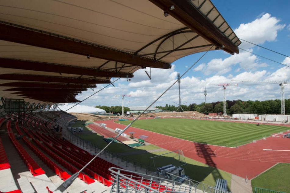 Für das Steigerwaldstadion muss RWE nun weniger Miete zahlen. (Archivbild)