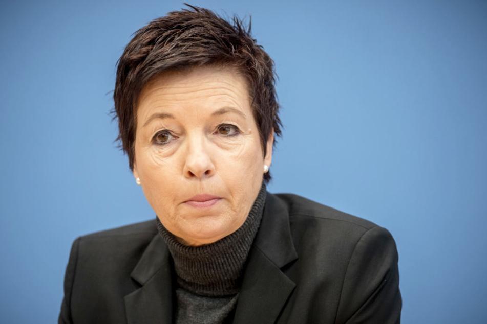 Jutta Cordt leitet das Bundesamt für Migration und Flüchtlinge.