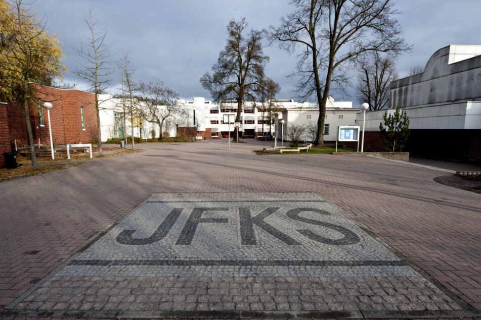 Die John-F.-Kennedy Schule in Berlin-Zehlendorf (Archivbild).