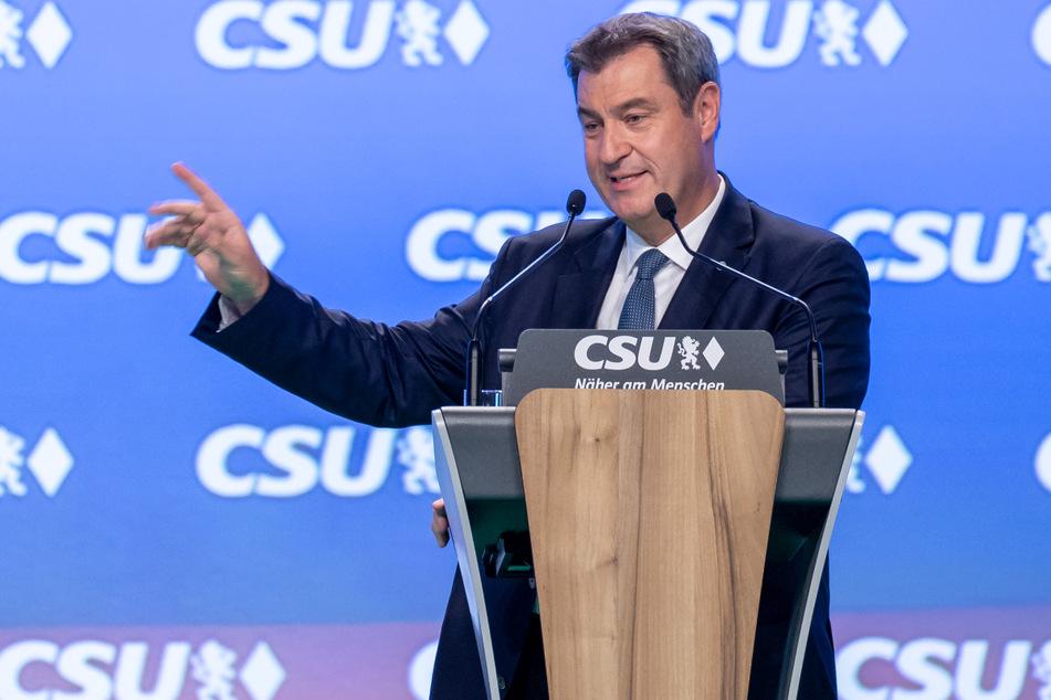 Markus Söder (54, CSU) hat im Streit mit der SPD um die historische Rolle der Sozialdemokraten deutlich nachgelegt.
