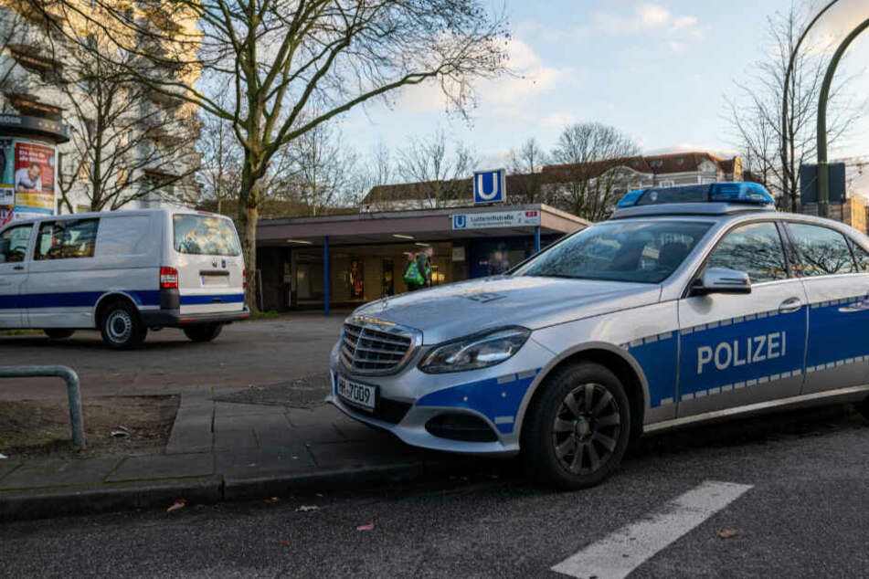 Schock in Hamburg: Hund rennt nach Böllerwürfen auf die Gleise