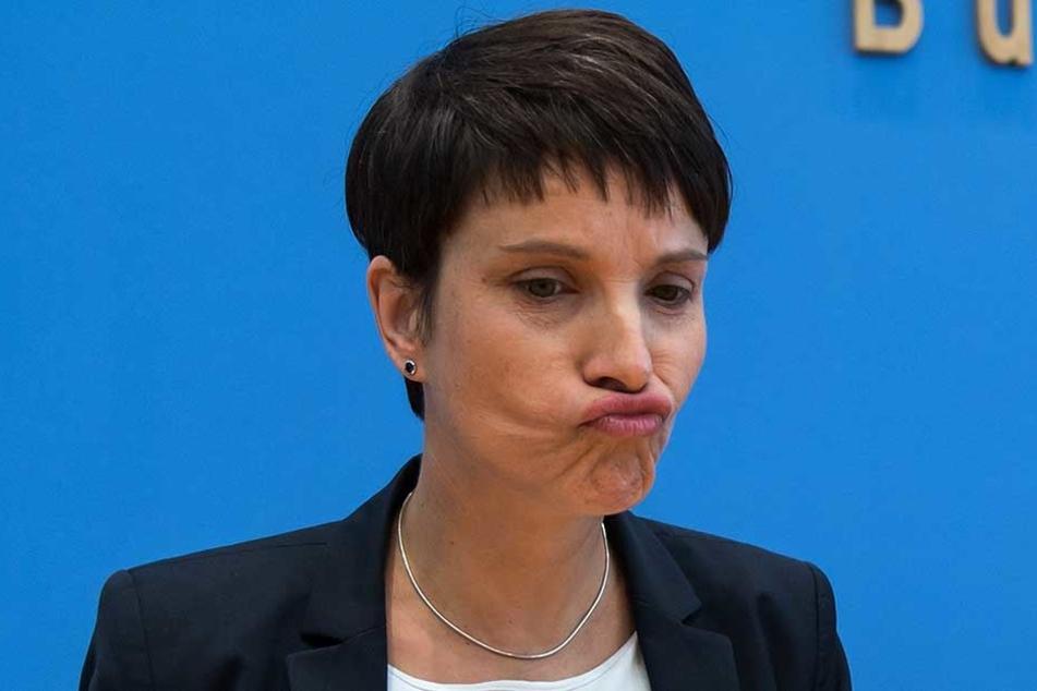 Hat Frauke Petry vor dem Wahlprüfungsausschuss gelogen? Das muss nun ermittelt werden.