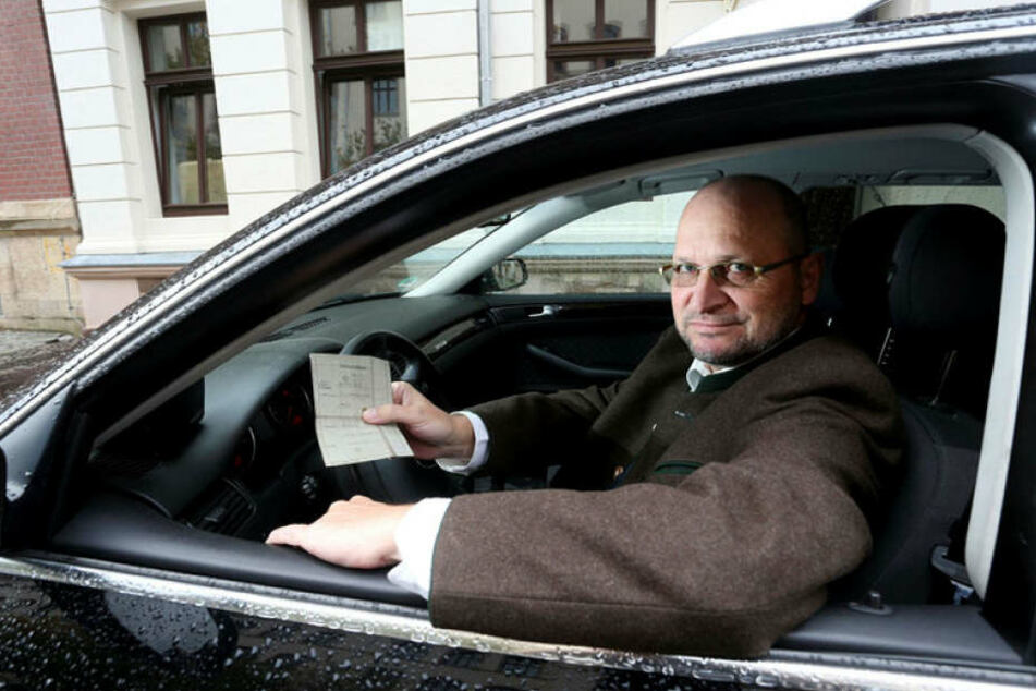 ADAC-Vertragsanwalt Robert Laun (58) rät: Droht Führerscheinentzug, sollte man sich anwaltliche Hilfe suchen.