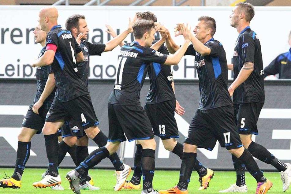 Gegen den VfR Aalen ist der SC Paderborn gefordert.