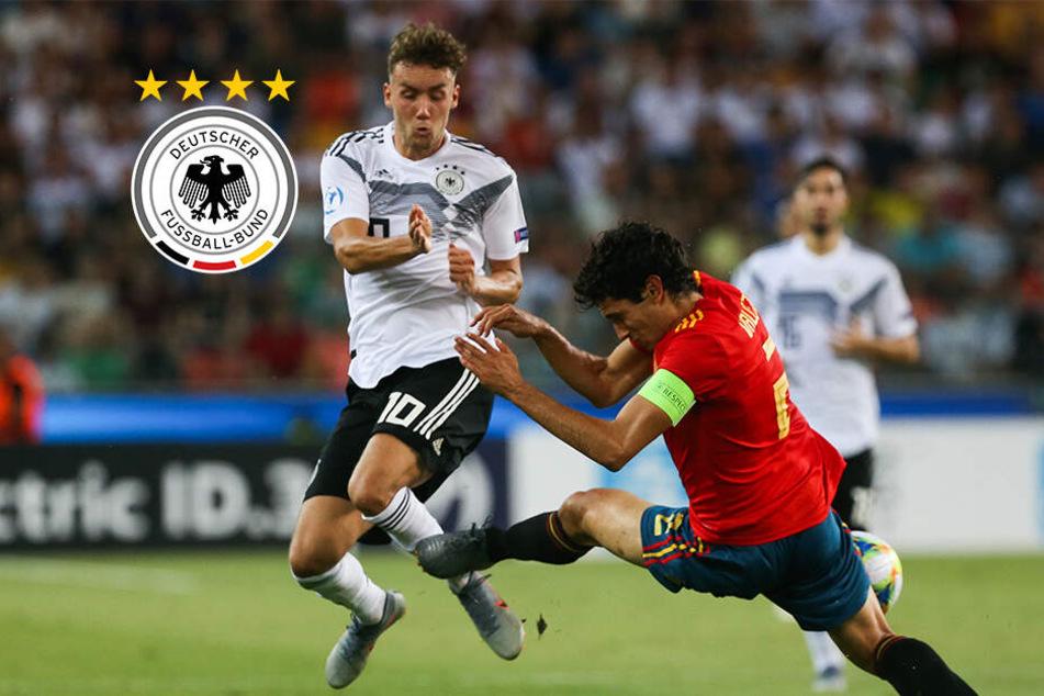 Niederlage statt Titelverteidigung! Deutschland verpasst EM-Titel