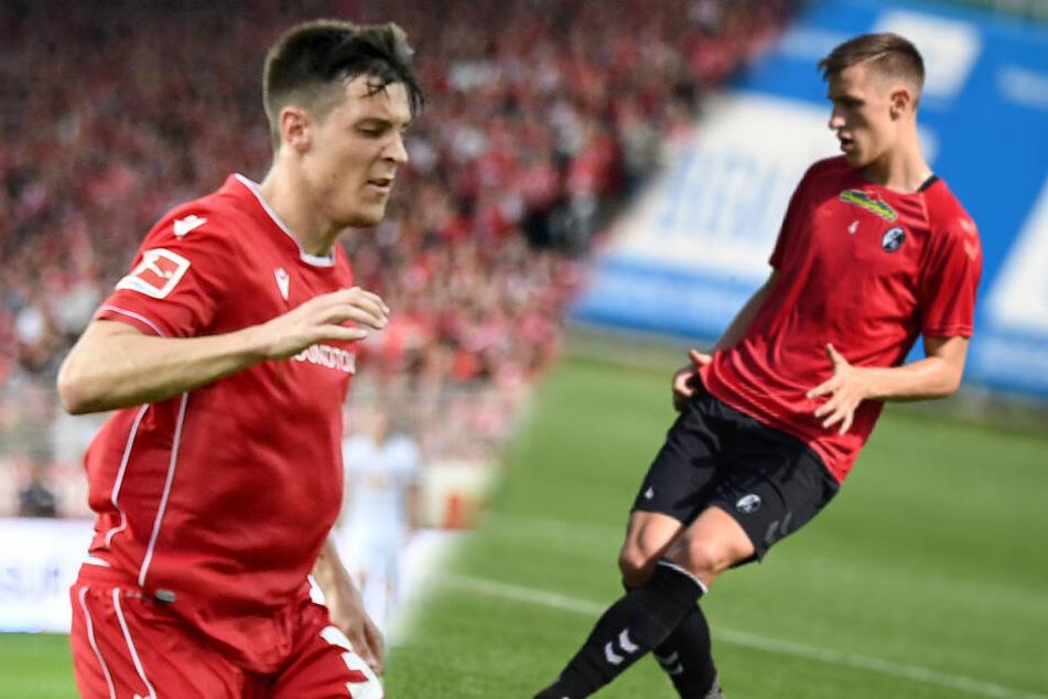 #dieSchlottis treffen das erste Mal in einem Spiel aufeinander. Und das in der Bundesliga.