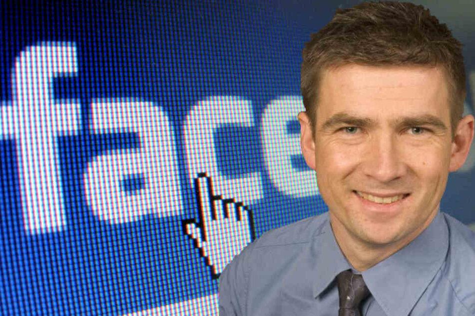 Bürgermeister Arne Raue muss jetzt seinen Facebook-Account schließen.