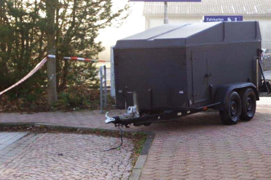 Leipzig: Brockenballon-Anhänger nach Diebstahl gefunden, doch etwas ist anders
