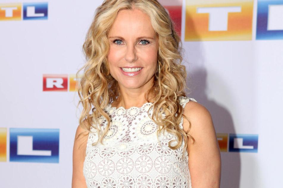 Katja Burkard ist seit 1995 Moderatorin bei RTL