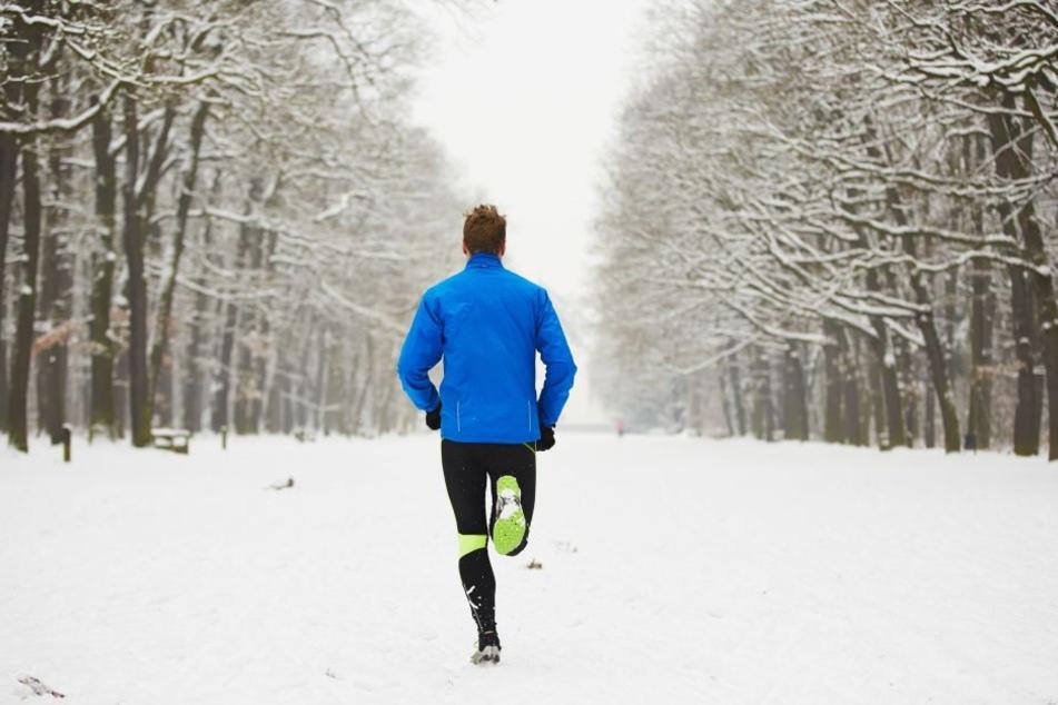 Beim Sportmachen im Winter ist einiges zu beachten.