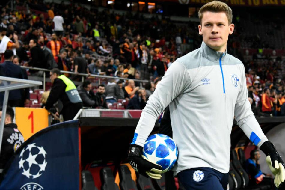 Alexander Nübel könnte den FC Schalke 04 noch in diesem Sommer verlassen.