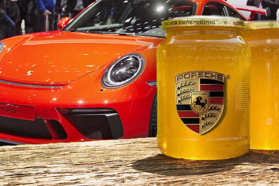 5,6 Millionen Bienen auf Werksgelände angesiedelt: Porsche verkauft jetzt Honig