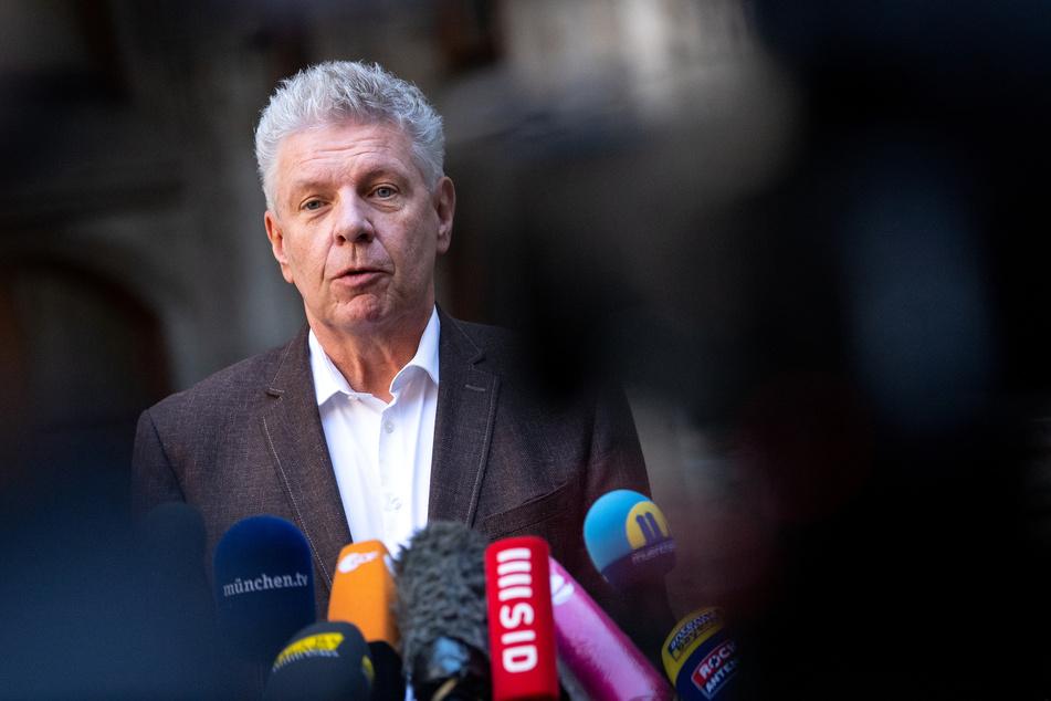 Dieter Reiter (62, SPD), Oberbürgermeister von München.