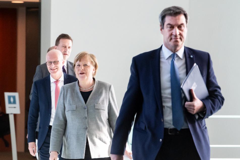 Wie geht es in der Corona-Krise nun weiter? Bayern will langsamer und vorsichtiger handeln als Bund