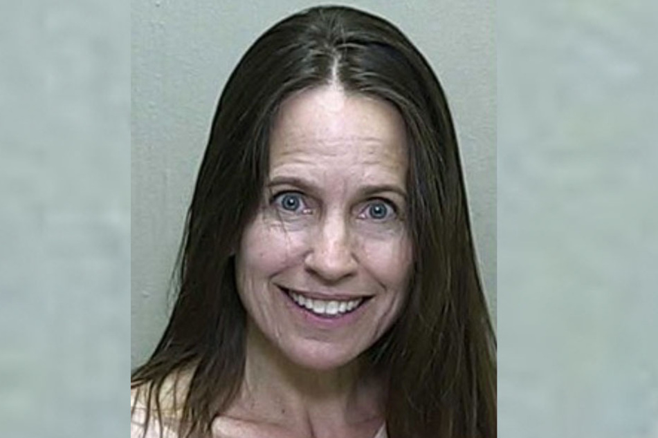Tina Kindred was arrested at an Outback in Ocala, Florida after destroying two restaurants while naked.