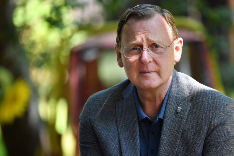 Thüringens Ministerpräsident Bodo Ramelow (64, Linke) ist im Fokus.