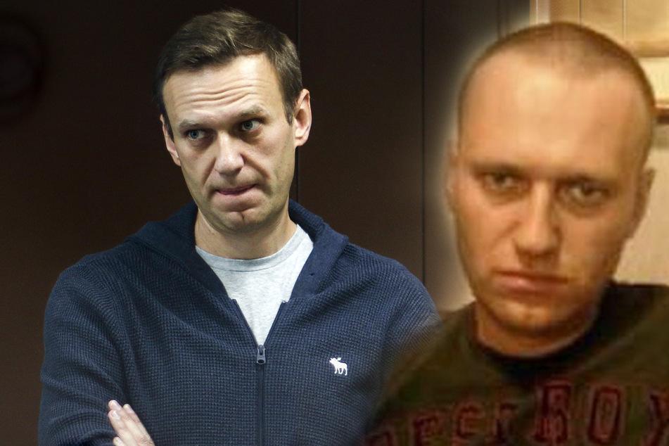 Kremlkritiker Nawalny meldet sich aus Straflager und sieht ganz anders aus