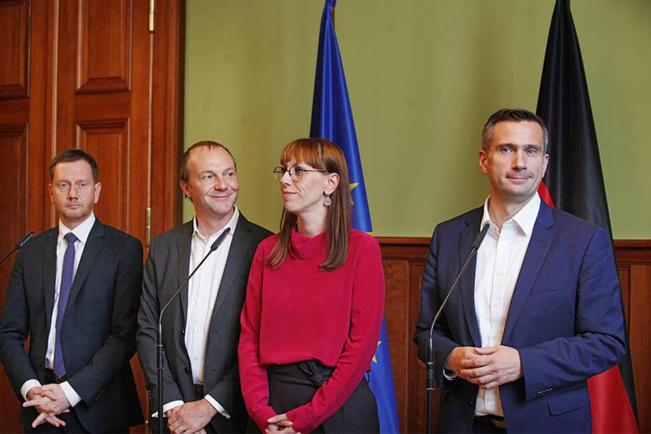 Sachsens Landtag bekommt wieder drei Vize-Chefs