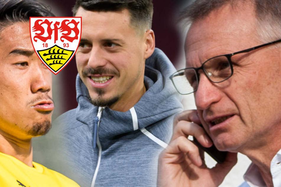 VfB hilflos: Stuttgart muss in Sachen Transfers tiefstapeln
