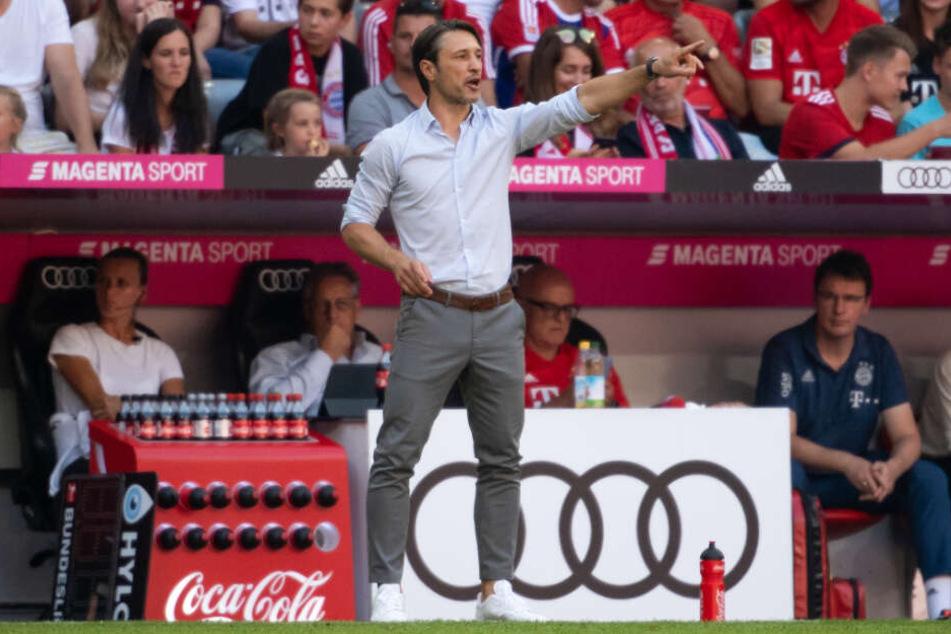 Wer spielt wo? Coach Kovac kann bei seinem FC Bayern fast aus den Vollen schöpfen.