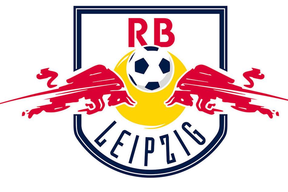 Der Stein des Anstoßes. So sieht das Logo von RB Leipzig eigentlich aus.