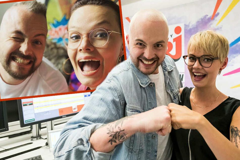 """Radio-Aus bei """"Energy Sachsen""""! Franzi exklusiv: """"Julian wird mehr weinen"""""""